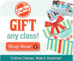 Gift Any Class At Craftsys
