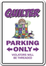 Quilter-Parking-Sign